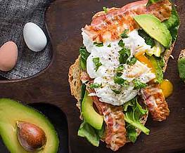 Broodje gepocheerd ei