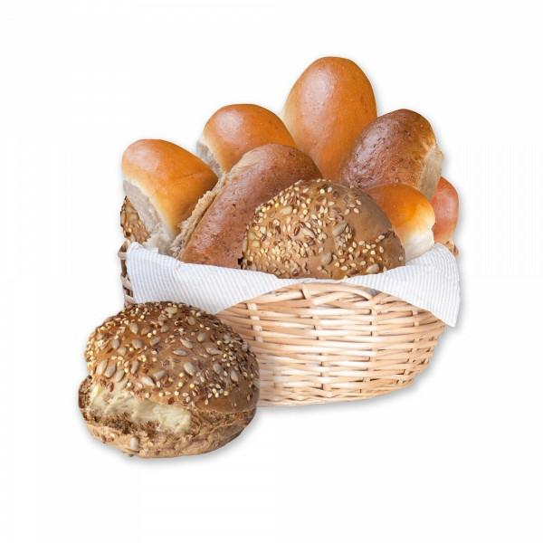 Witte, Volkoren- en/of Polderbroodjes