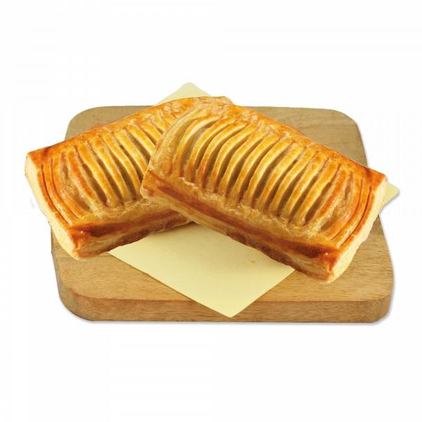 Ham-aspergebroodje