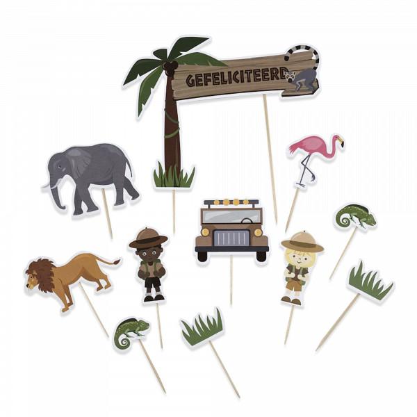 Versierset Jungle