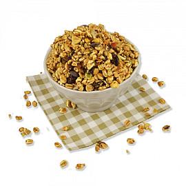 Spelt granola