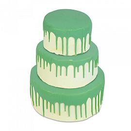 Dripcake groen
